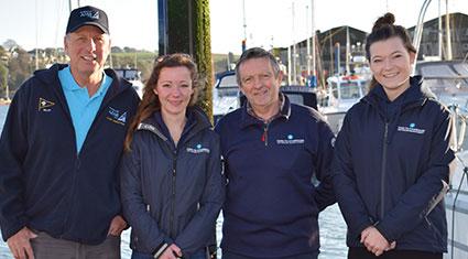 Starboard team members