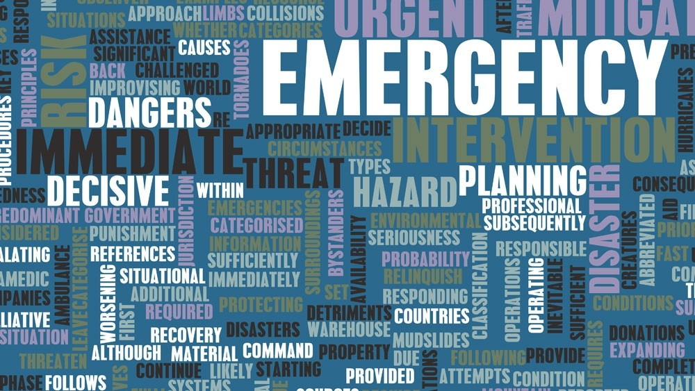 Emergency Planning and Business Continuity Management