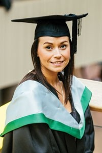 First RAF CIPD student graduates at CAVC