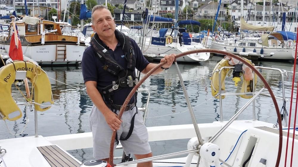 Shaun Pascoe: Sailing veterans to a brighter future
