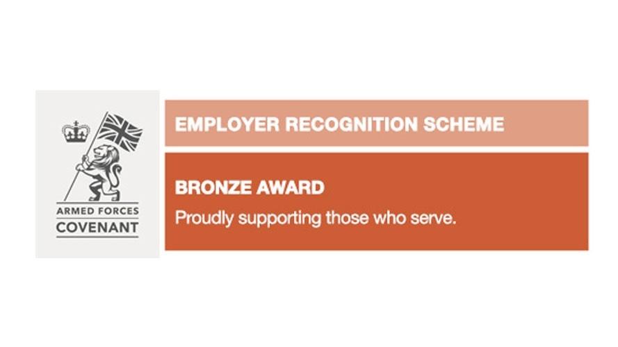 Training companies celebrate AFC Bronze Awards