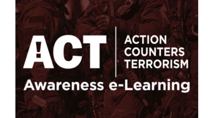 Free online counter-terrorism training