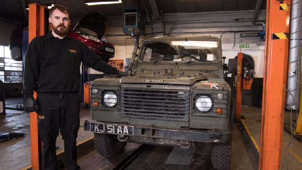 Halfords Group signs Armed Forces Covenant