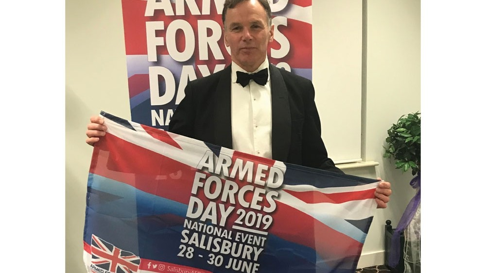 SSAFA announced as official main charity sponsor of Armed Forces Day 2019