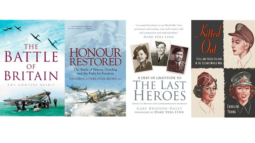 Books to mark Battle of Britain Day