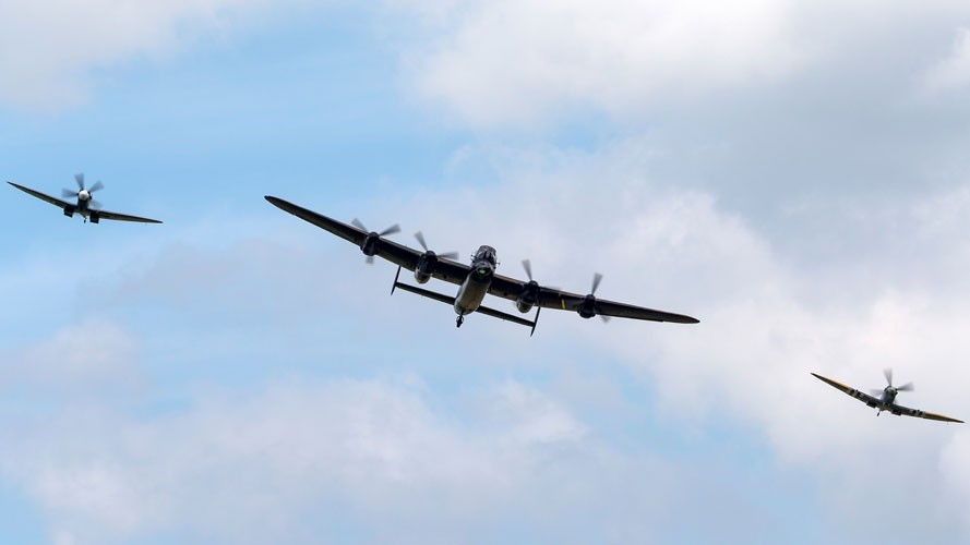 Battle of Britain commemorations to take place online