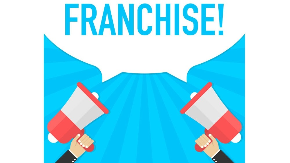Catch the franchising wave
