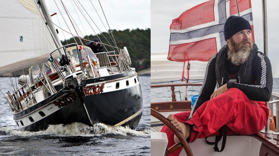 Former soldier sails across the Atlantic in aid of charity