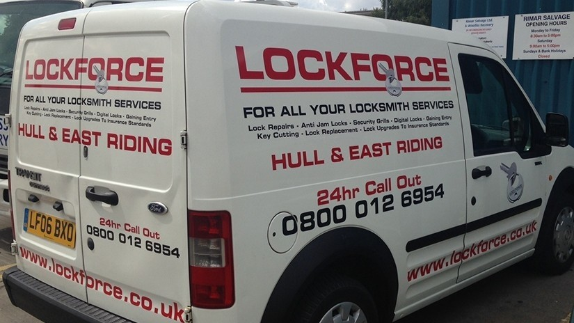 Life in lockdown at Lockforce