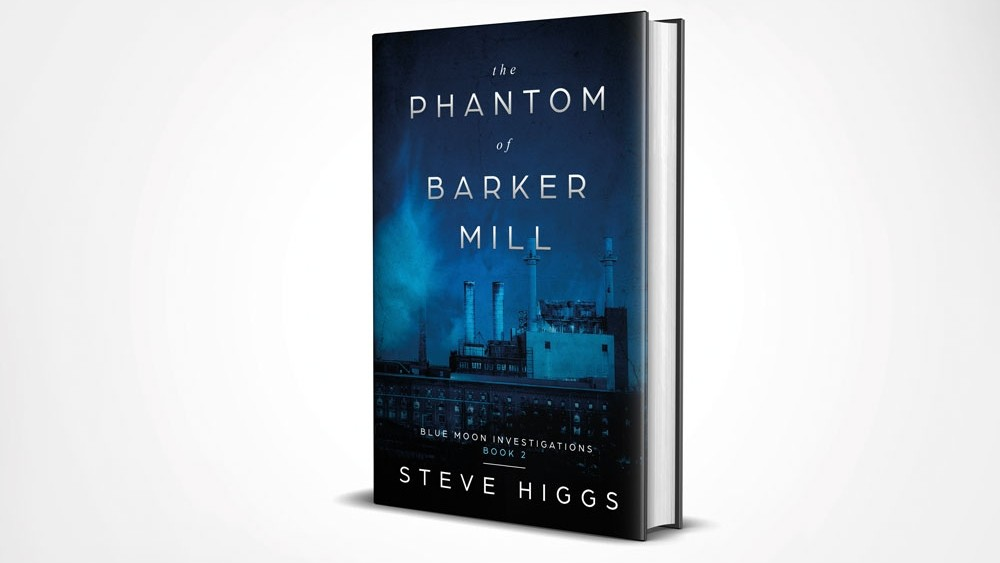 New novel from  Steve Higgs
