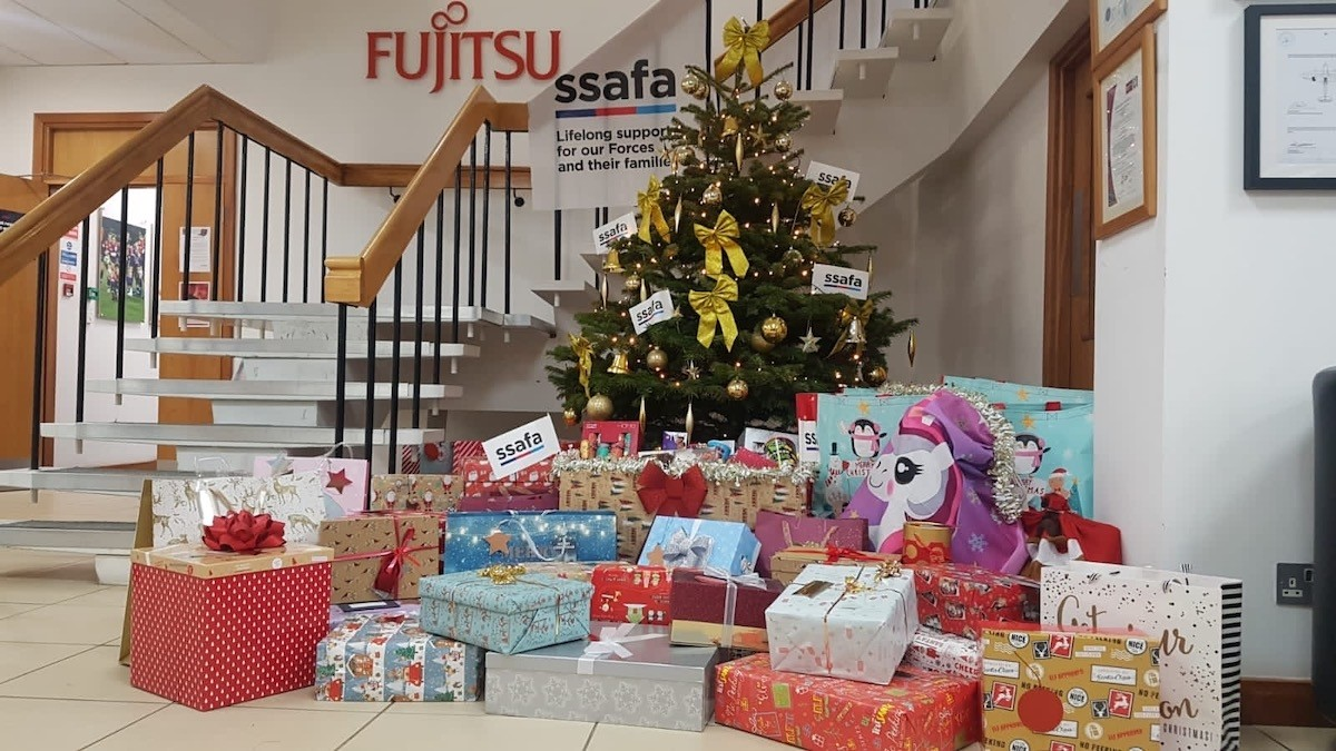 A helping hand for Gildea House families this Christmas