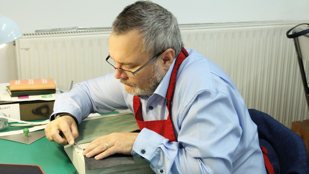 New bookbinding qualification for WIS veterans