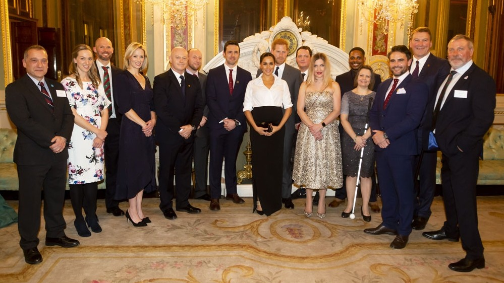Inspirational charity founder honoured with royal award