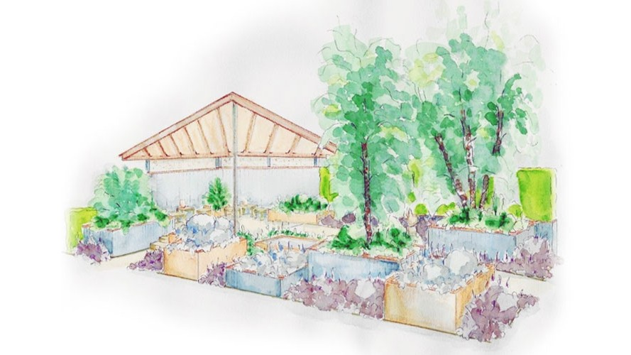 SSAFA, the Armed Forces charity announces garden at RHS Chelsea Flower Show 2020