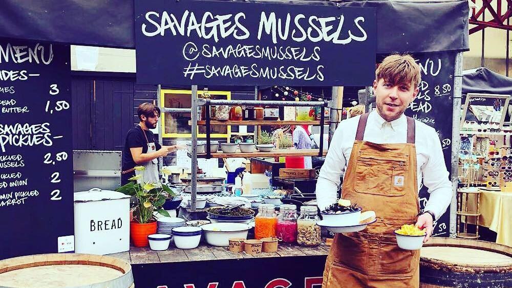 Street food start-ups