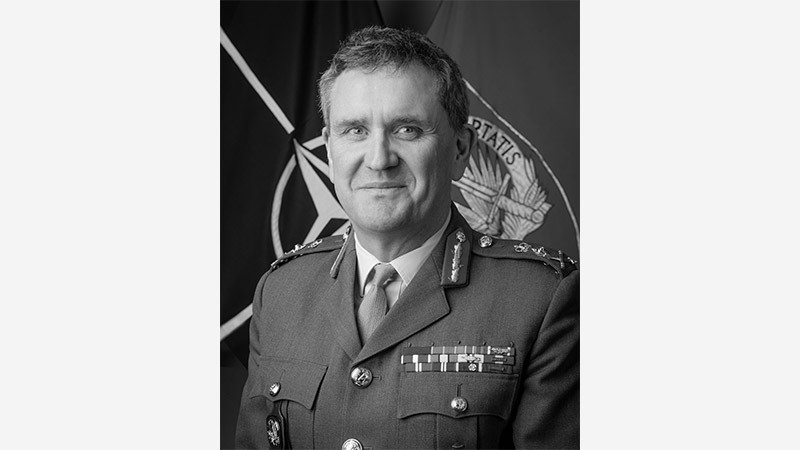 New podcast features ABF president General Sir James Everard
