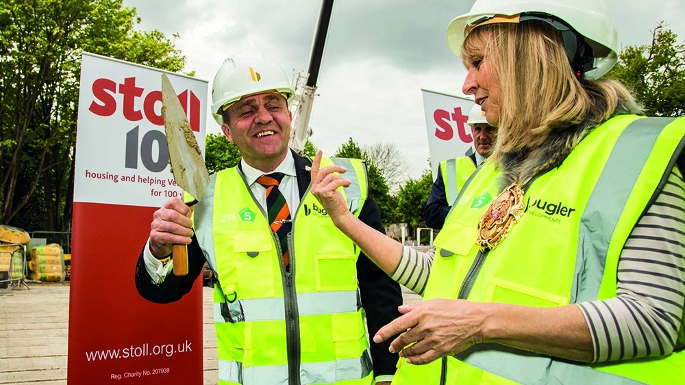 Stoll announces housing criteria for new homes in Aldershot