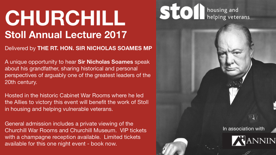 Churchill's grandson to give lecture on the life of Sir Winston
