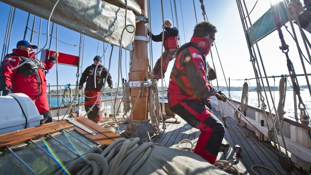 Sailing charity to host dinner in aid of injured veterans