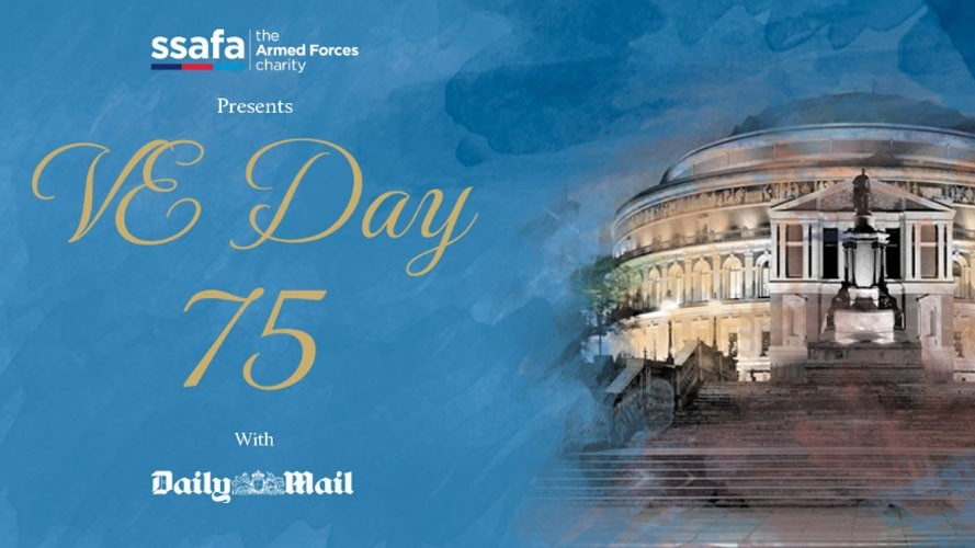 Tickets on sale now for Albert Hall VE Day 75 celebration