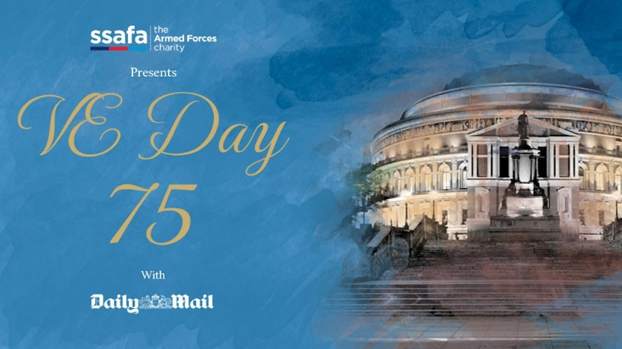 VE Day 75 concert at Royal Albert Hall and cinemas nationwide rescheduled
