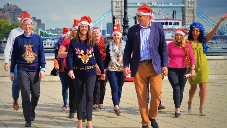 Military charities join forces to give hope to Veterans this Christmas