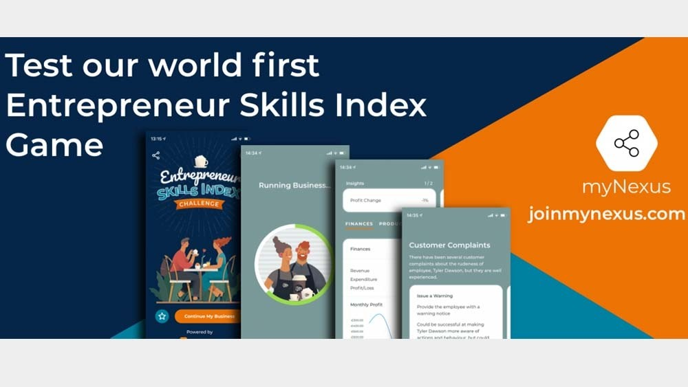 Game on! Check your entrepreneurial skills