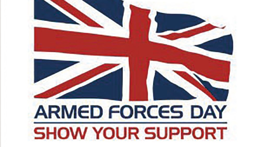 A chance for Britain to say thank you!