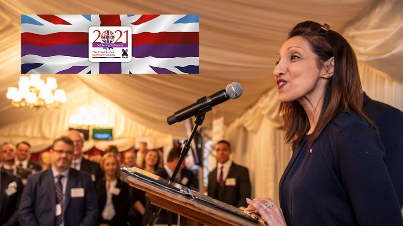 Soldiering On Awards 2021 announces record nominations and eclectic judging line-up