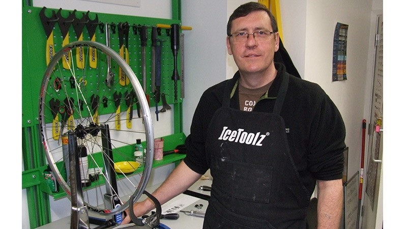 Could cycle maintenance be your next career?