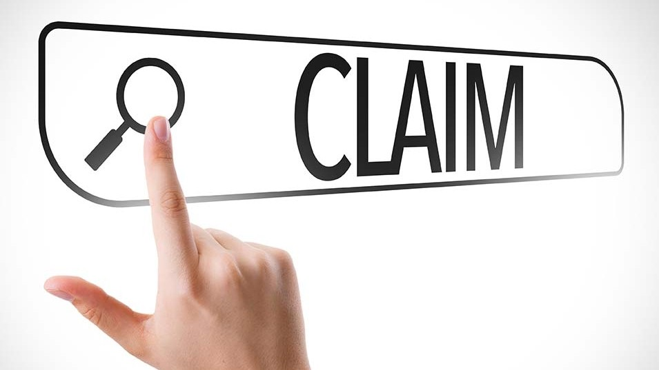 Make your claim with care