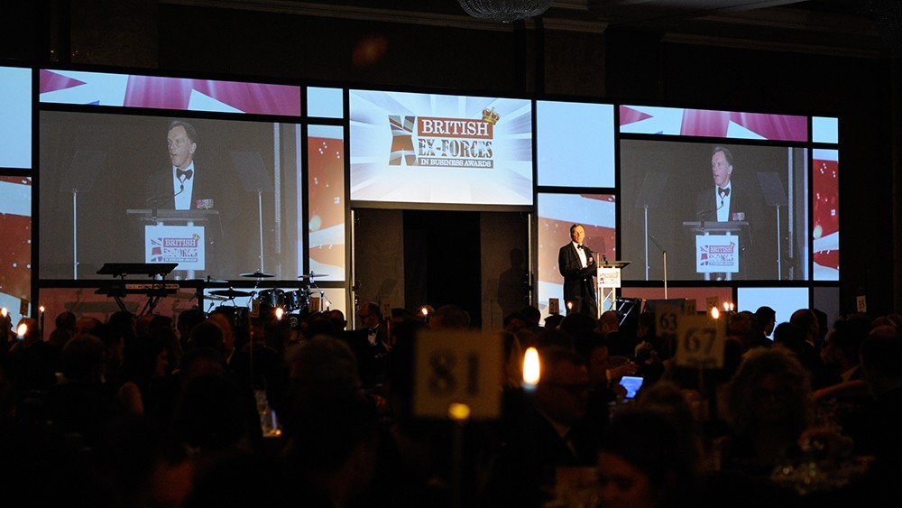 Finalists revealed for Scottish Ex-Forces in Business Awards