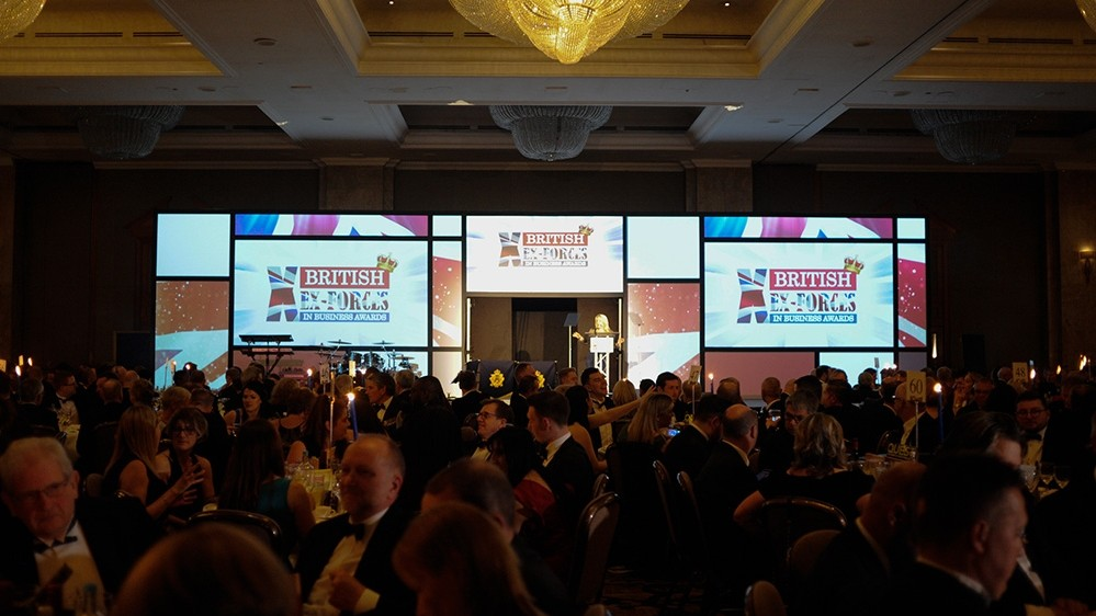 Nominations open for the British Ex-Forces in Business Awards 2020