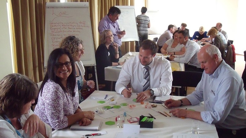 Inspirational leadership, management and coaching courses