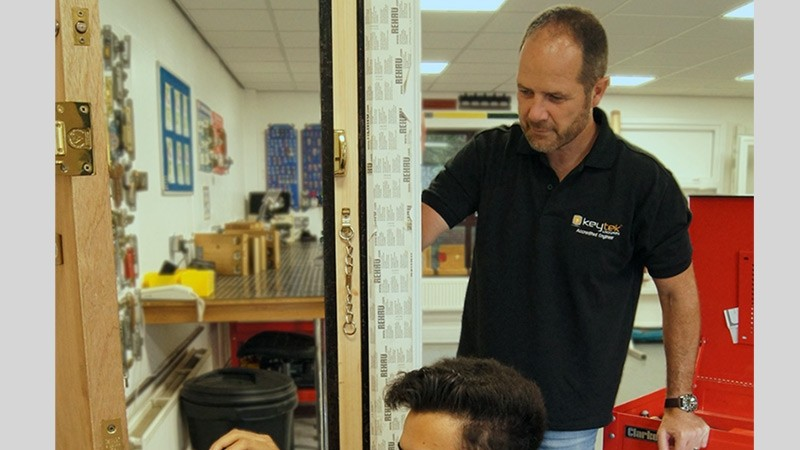 Open the door to a new career as a locksmith