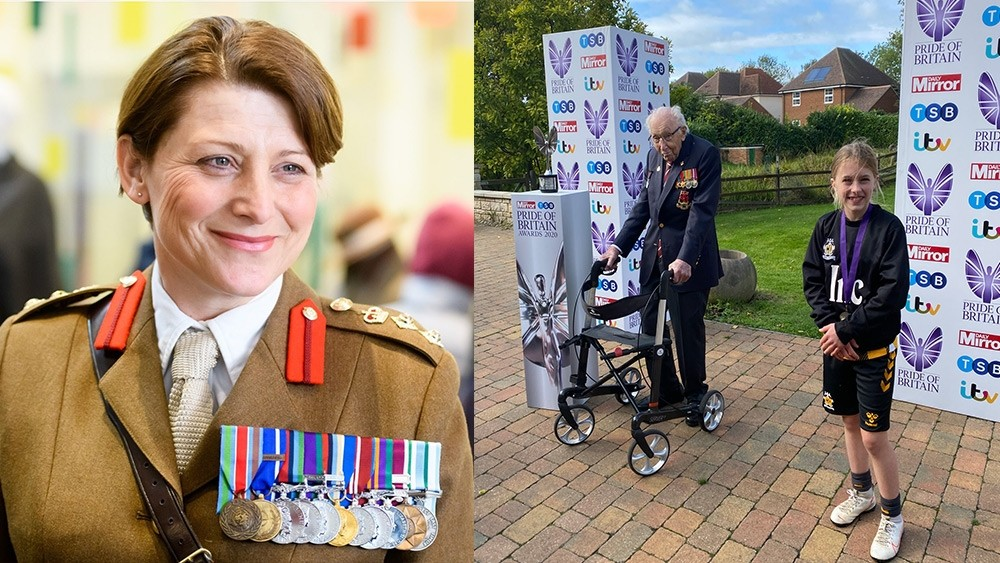 Celebrating the integral role of women in the Armed Forces