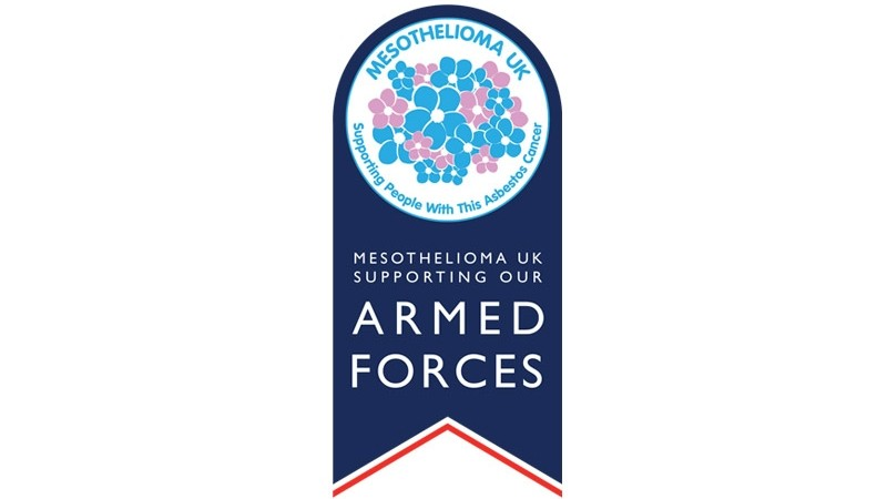 Mesothelioma UK commissions Armed Forces memorial sculpture