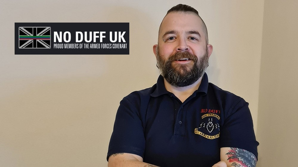 Support where it's needed – no duff!