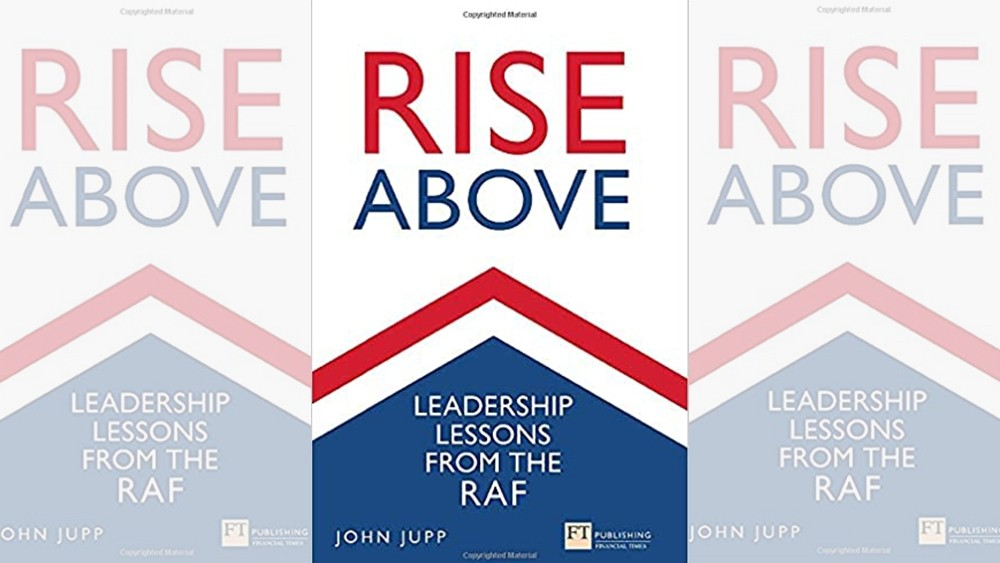 Be a high flyer with the RAF's shared leadership model