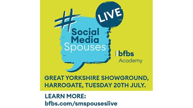 BFBS: helping spouses get social