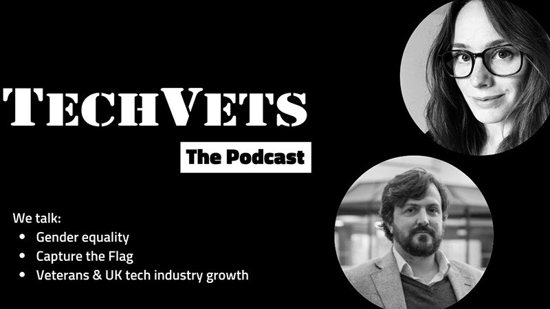 TechVets podcast aims to boost diversity