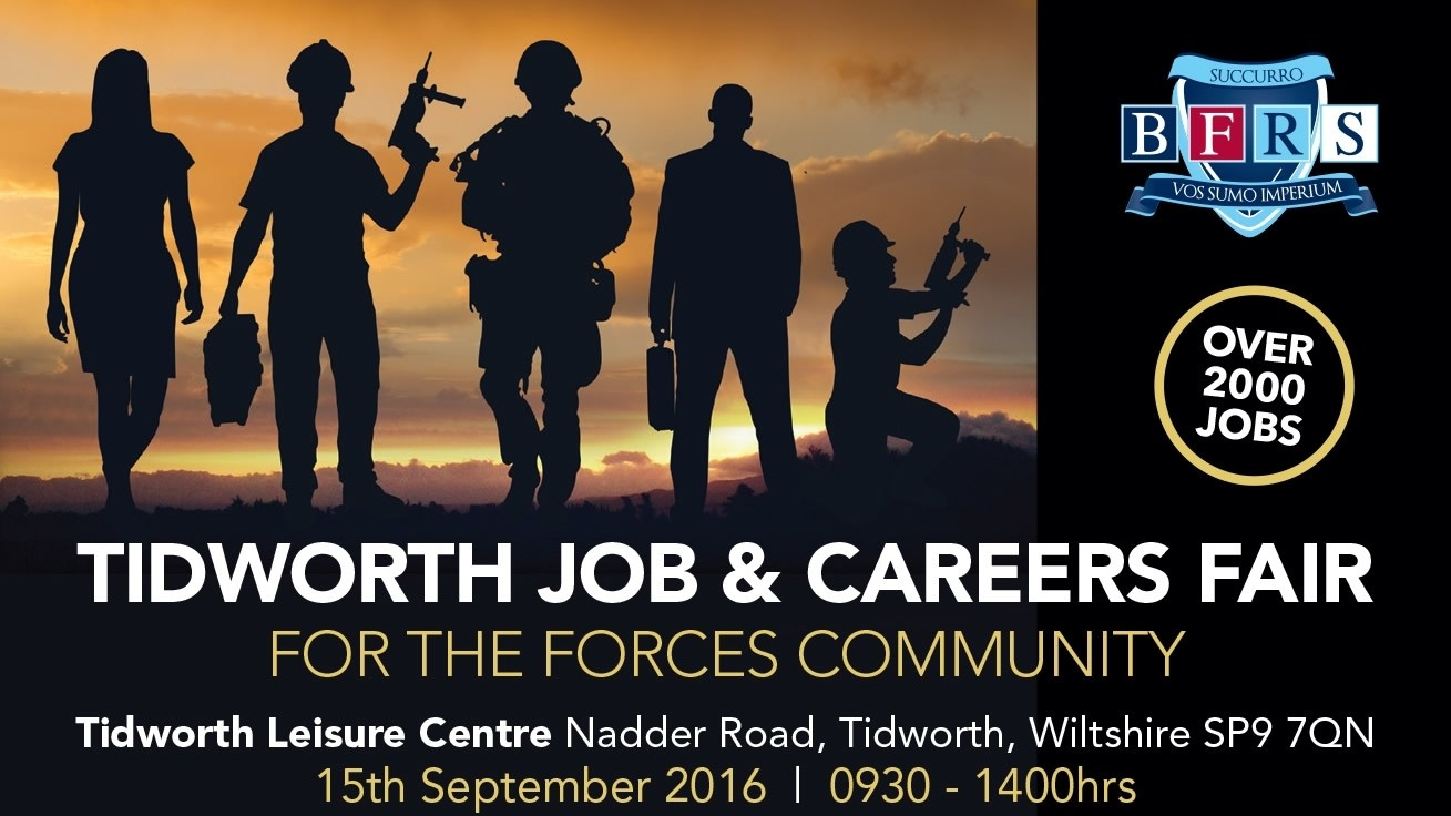 Tidworth Job Fair 2017