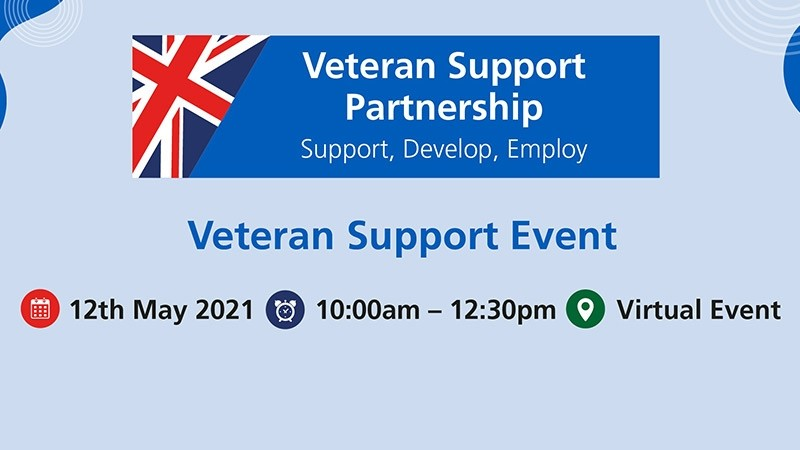 Newly formed Veteran Support Partnership to host first event
