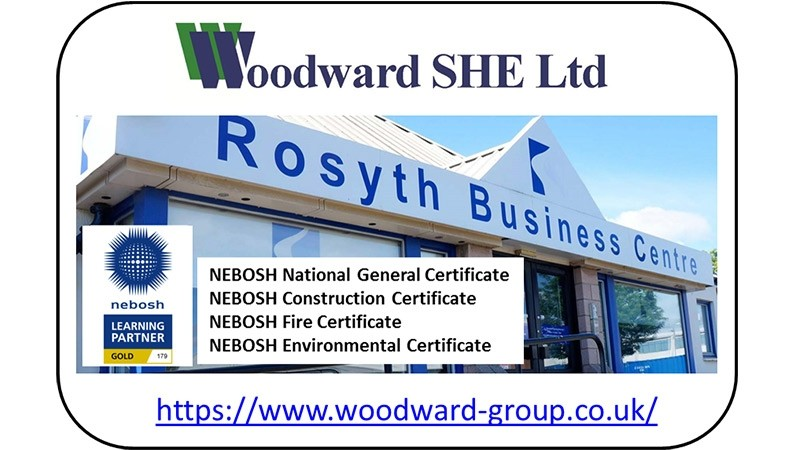 Time to sign up for NEBOSH course packages at Catterick and Rosyth
