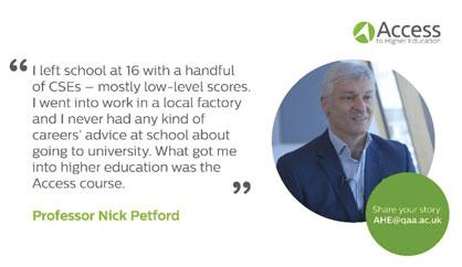 Nick Petford