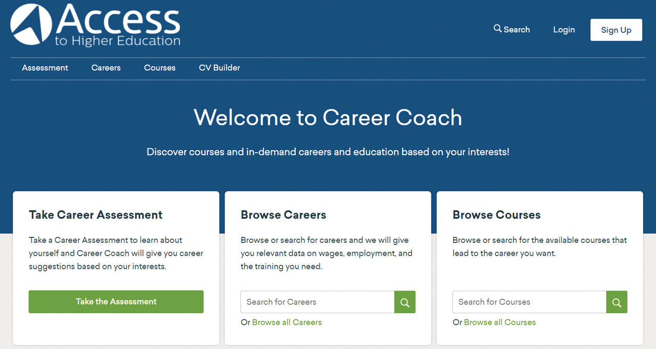 Career Coach Desktop