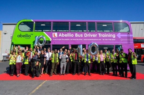 Apprentice Bus Driver