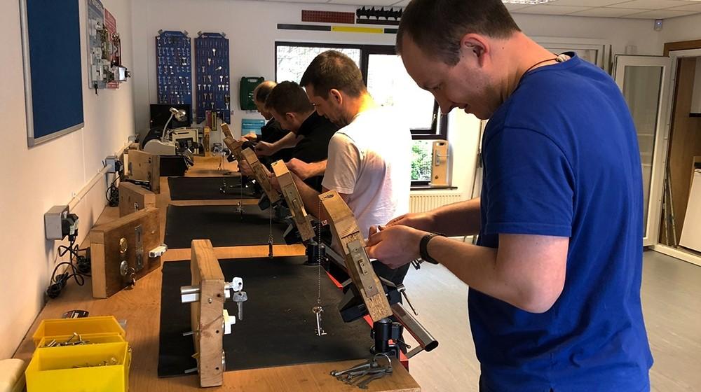 Keytek® Locksmith Training Academy