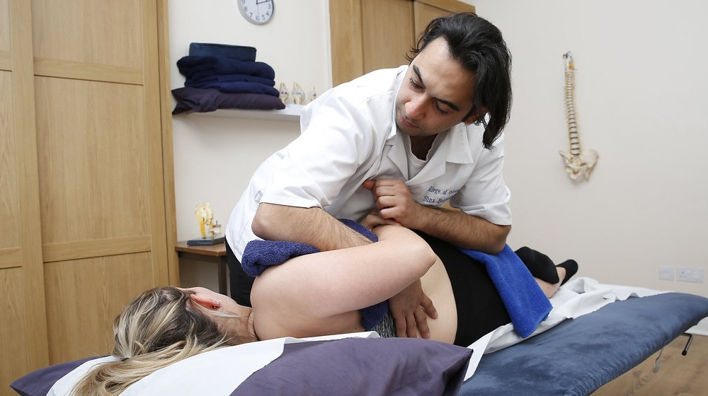 The College of Osteopaths