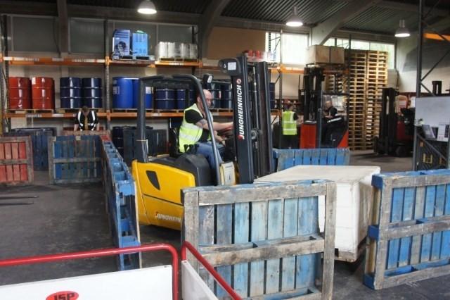 HL Training Services - UK's Premier Forklift Training Centre